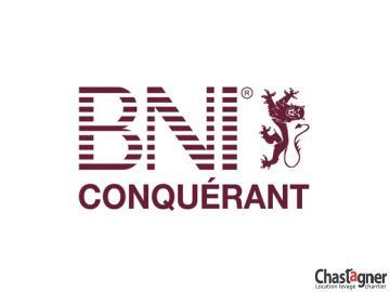 CHASTAGNER Location adhérant au BNI CONQUÉRANT