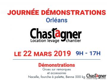 Journée portes ouvertes à l'agence d'Orléans (45), le 22 mars 2019 !