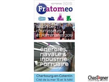 CHASTAGNER Location au Salon Fratomeo les 15 et 16 mai 2019 !