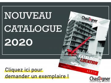 LE NOUVEAU CATALOGUE 2020 EST ARRIVÉ !