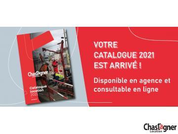Votre catalogue 2021 est disponible