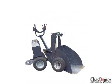 Chariot électrique 300 kg