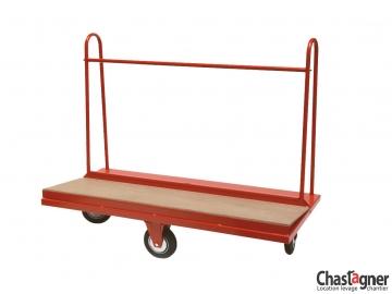 Chariot pour panneaux 500 kg