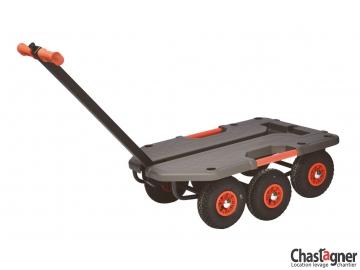 Chariot tout terrain 250 kg