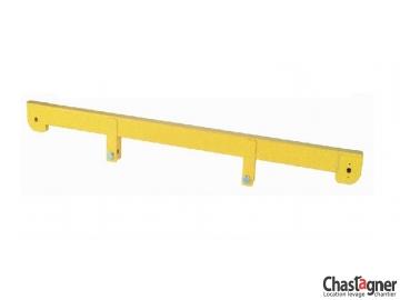 Extension pour élévateur avec potence 680 kg / 7,5 m