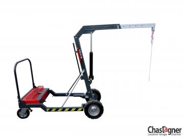 Potence mobile 450 kg