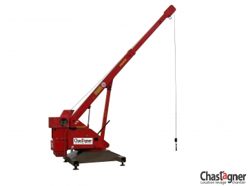 Puisor S 250 kg