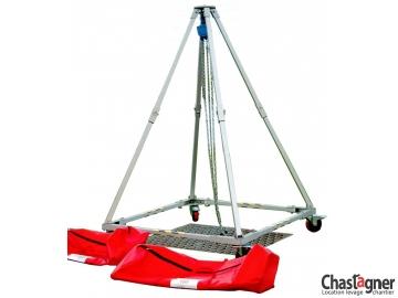 Quadripied mobile 1000 kg