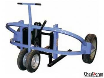 Transpalette tout terrain 1 200 kg