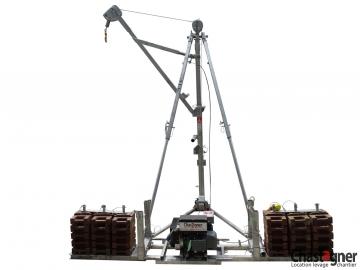 Grue électrique 250 kg