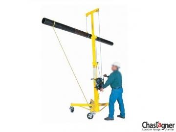 Élévateur avec potence 680 kg / 7,5 m