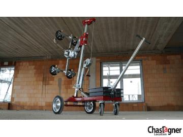 Chariot Manuel UPT 250